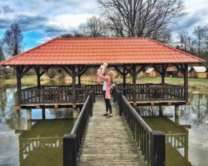 Rodinný Borovanský mlýn – na samotě u lesa a rybníků