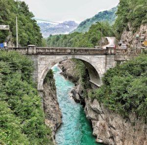 Slovinská roadtrip druhý díl – napříč Julskými Alpami